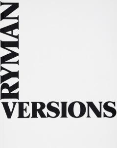 1992 Ryman Versions