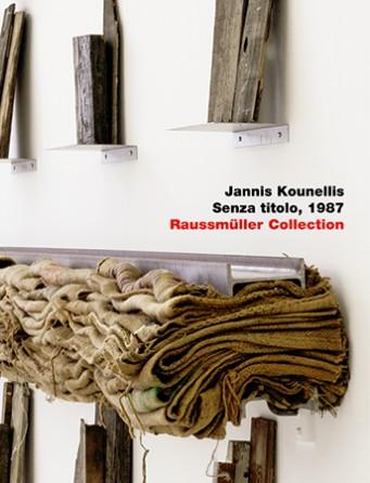 Jannis Kounellis: Senza titolo, 1987