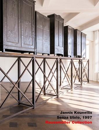 Jannis Kounellis: Senza titolo, 1997